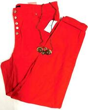 Rue+ red freedom flex plus size high waisted jegging pants 16 R