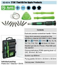 Repair Tools Kit (16in1) For Apple Products iPhone Use DIY Tool Pro'sKit SD-9314