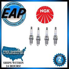 For TSX RSX Accord Civic Element K20A3 K24A2 K24A1 K24Z1 NGK Spark Plug Set Of 4