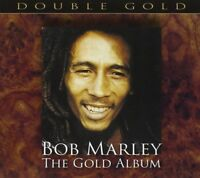 BOB MARLEY - THE GOLD ALBUM 2 CD NEW! VARIOUS