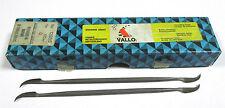 10 Grobet Swiss Vallorbe Präzisions Riffelfeilen L=170 SH-0 Nr.12855 Neu H16220