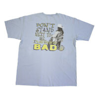 Rodeo Rags Outfitters Don't Stand Next To Me Tshirt | Funny Western Cowboy