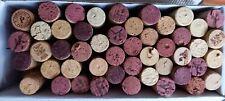 100 corchos vino usados para decoración manualidades / tapones botella de corcho