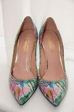 Russell Bromley (Stuart Weitzman) Nouveau shoes, rainbow, size UK 5.5(US 7,5)