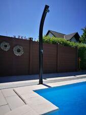30L Solardusche DOLPHIN CURVE Pooldusche Außendusche Gartendusche Solar Dusche
