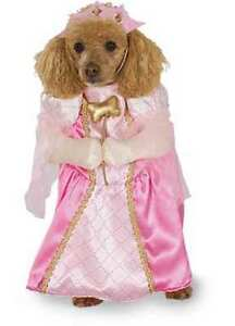 Adorable Pet Dog Costume: Brown Pirate King/Queen, Pink Princess, Witch Rubies