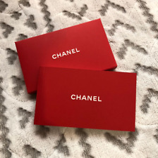 "New CHANEL Small notepad "" Year of Rooster"" Limited edition"