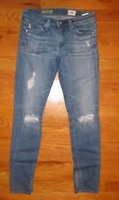 AG Adriano Goldschmied Women's Ankle Legging Jean in 16 Year Swap Meet Size 24R