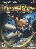 Prince of Persia: The Sands of Time (Sony PlayStation 2, 2003) Complete Tested
