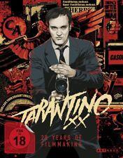 TARANTINO XX: 20 YEARS OF FILMMAKING (9 Blu-ray Discs) NEU+OVP