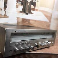 Vintage Sears Roebuck LXI Series Model 564.92580900 Stereo Receiver