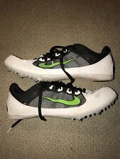 Mens Nike 616312-103 Running Track & Field Clears Spike Shoes