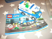 LEGO City Geldtransporter (60142)
