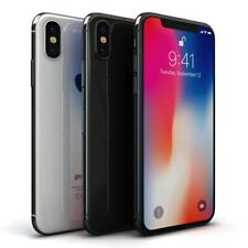 Apple iPhone X (10)  - 64GB/256GB - All Colours, Very Good Condition Smartphone