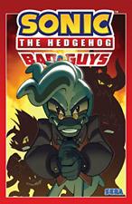 Flynn Ian-Sonic The Hedgehog Bad Guys BOOK NEW
