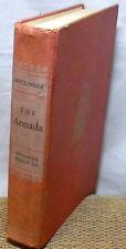 VINTAGE THE ARMADA GARRETT MATTINGLY 1959 5TH PRINTING  HARDCOVER BOOK