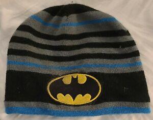 Batman Logo Knit Beanie
