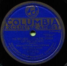 LEONA WILLIAMS (The Meanest Man In The World / Sugar) R&B/SOUL 78  RPM  RECORD