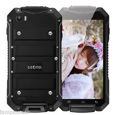 Black Geotel A1 Smartphone 3G Android 7.0 Mobile 3400mAh Quad Core 8GB 2*SIM EU