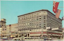 F. W. Woolworth Company 5 & 10 Cent Store in Watertown NY Postcard