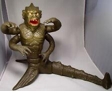 "BEAUTIFUL CONDITION! 1980 MATTEL Clash of the Titans KRAKEN toy 15""action figure"