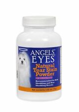 Angels Eyes Natural Tear Stain Remover for Dogs 2.65 oz 75g CHICKEN FLAVOR