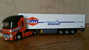 CAMION ELIGOR LBS 1/43E RENAULT T TRS DELAUNAY