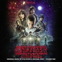 Stranger Things - Volume 1 - Red & White Swirl Vinyl LP's *NEW & SEALED*