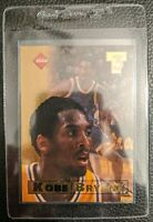 1998 COLLECTORS EDGE T3 GOLD KOBE BRYANT LOS ANGELES LAKERS HOF