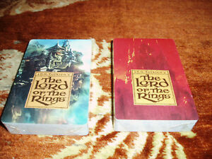 RALPH BAKSHI ANIMATED LORD OF THE RINGS 1978 MOVIE PLAYING CARD DECKs NEW/SEALED