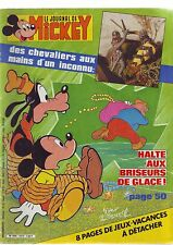 Le Journal De Mickey N°  1679 septembre 1984 - bon etat