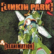 LINKIN PARK Reanimation CD BRAND NEW w/ Enhanced Multimedia