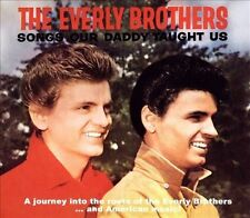 The Everly Brothers - Songs Our Daddy Taught Us 2-CD SET NEW BEAR FAMILY IMPORT