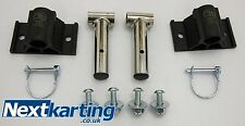 Euro Kart Bumper Fitting Kit / Mounts  - Kart - Fast Delivery - TKM - Rotax -X30