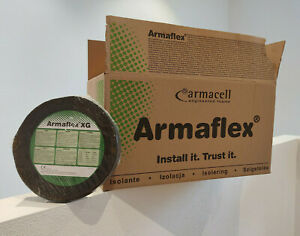 (0,86 EUR/m) 1 Rolle Armaflex XG Tapeband XG-Tape von Armacell 15m/Rolle