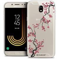 "Coque Crystal Gel Pour Samsung Galaxy J7 2017 J730 (5.5"") Extra Fine Souple Summ"