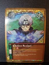 Chakra Scalpel 196 Foil Cross Diamond NM See Detailed Pictures 1st Edition Tcg