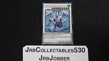 YUGIOH! TRISHULA, DRAGON OF THE ICE BARRIER BLLR-EN060 SECRET 1st