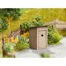 Noch 14359 1/87 Ho Decors Kit Toilet Exterior H0