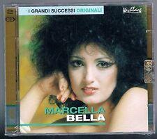 FLASHBACK MARCELLA I GRANDI SUCCESSI ORIGINALI  - 2 CD  F.C.SIGILLATO!!!