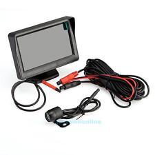 """CAR REAR VIEW KIT 4.3"""" TFT LCD MONITOR + NIGHT VISION CAR REVERSING CAMERA"""