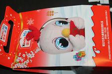 Ferrero Werbematerial - Sonderpack mit Plüschfigur zu Jahr des Chickens  China
