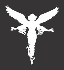 Guardian Angel - Die Cut Vinyl  Window Decal/Sticker for Car/Truck