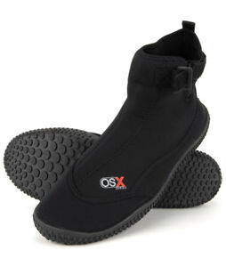 Osprey OSX Wetsuit aqua water surf beach boots shoes - Jnr Size 2/34 EU