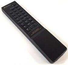 Sansui RS-1420 CD Player Remote Control Original Genuine A604