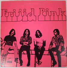 Frijid Pink Self Titled LP 1970 Vinyl NM/VG Parrot PAS 71033 Psych Blues Rock