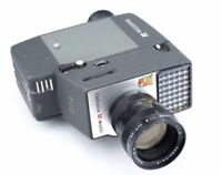 Yashica U-matic Cine Camera with Yashica-8 Reflex Zoom f/1.8 Lens