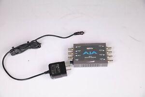 AJA HDTV Gen10 HD/SD Sync Generator w/ Power Supply