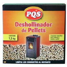 Deshollinador Pellet 1,5Kg PQS para estufas y calderas de pellet
