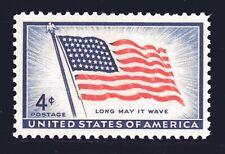 U.S. STAMP #1094 — 4c FLAG — VF-XF --  MINT — GRADED 85